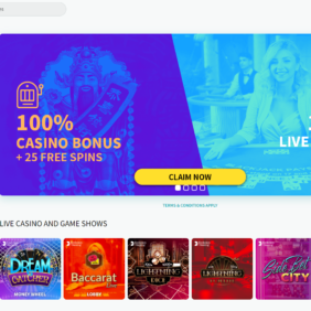 CoinSaga.com – A New Bitcoin Casino